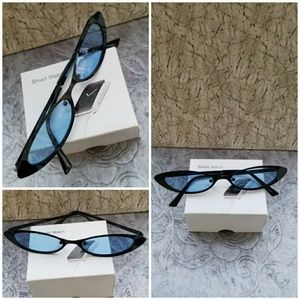 100% 400 UV protection Cat eye sunglasses style Cl